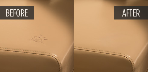 Couch Leather Repair